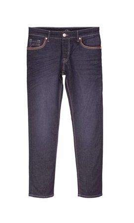 Wam Denim jeans dark blue slim fit