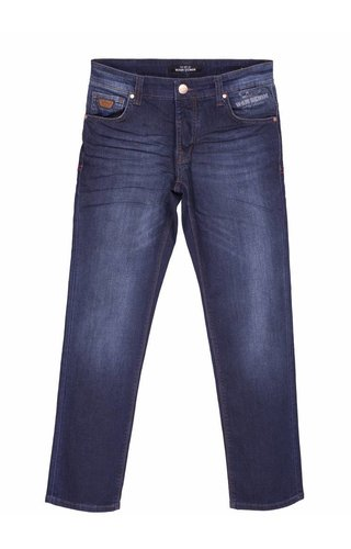 WAM DENIM REGULAR JEANS NAVY 72036