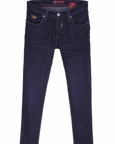 WAM Denim dark blue regular jeans