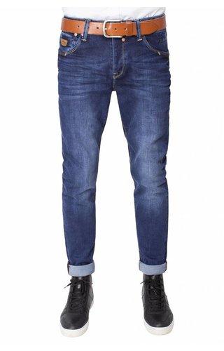 WAM Denim slim fit jeans blauw