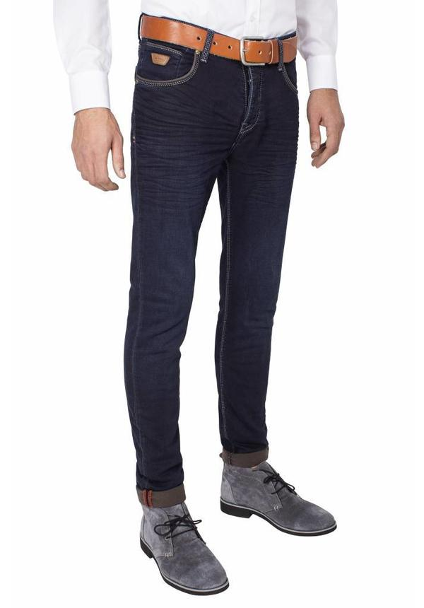 WAM DENIM REGULAR JEANS DARKBLUE 92154