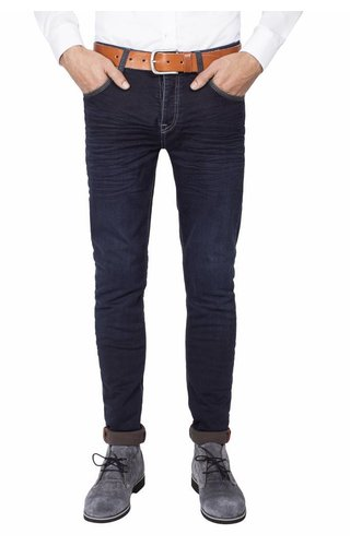 Wam Denim jeans dark blue slim fit