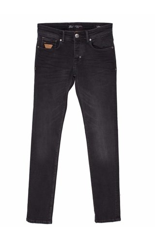 Wam Denim jeans with regular fit anthracite