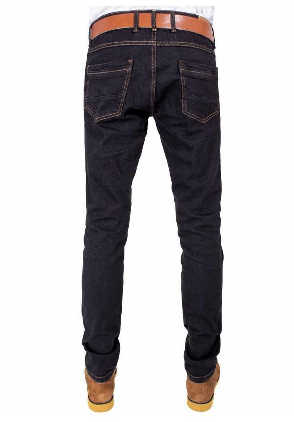 WAM Denim black slim fit jeans