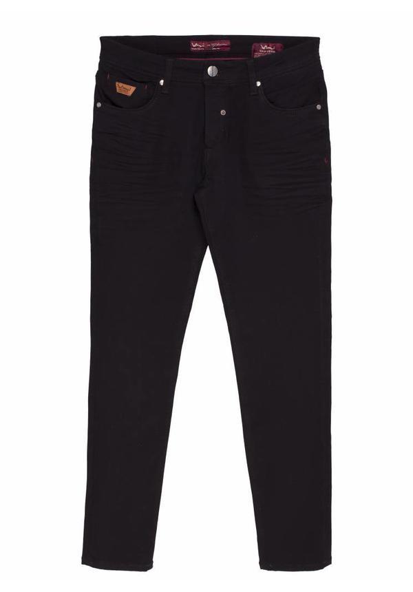 Wam Denim jeans with regular fit black