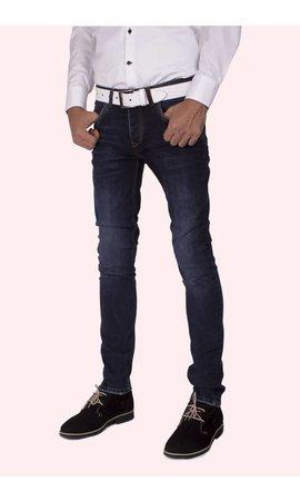 Arya Boy jeans with slim fit dark navy