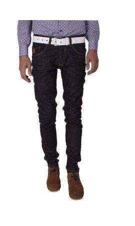 ARYA BOY Arya Boy slim fit jeans black