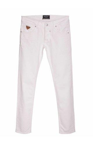 ARYA BOY Arya Boy white 5 pocket jeans