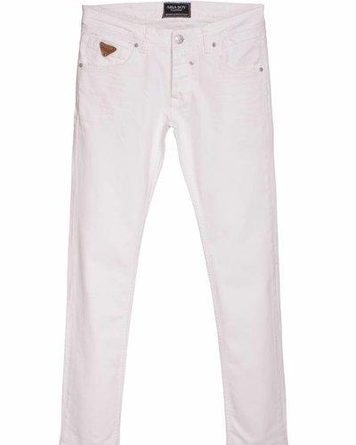 Arya Boy white 5 pocket jeans