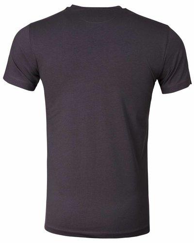 WAM Denim t-shirt grey with Hawaii print