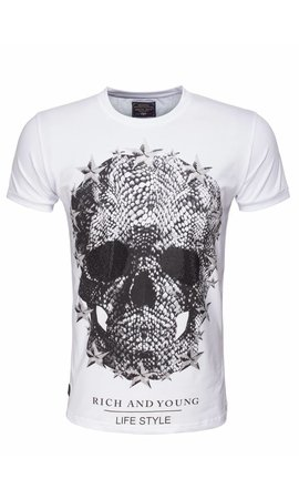 Arya Boy t-shirt white 89250