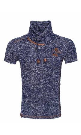 WAM Denim t-shirt navy 79380
