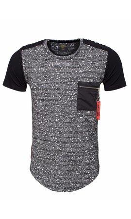 WAM Denim t-shirt black 79379