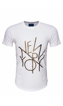 ARYA BOY Arya Boy t-shirt white