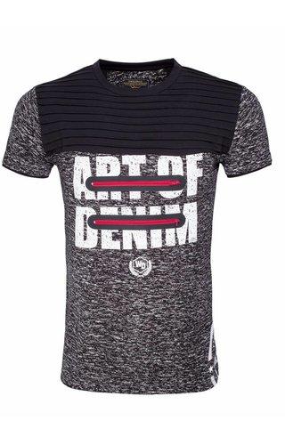 WAM Denim t-shirt black 79388