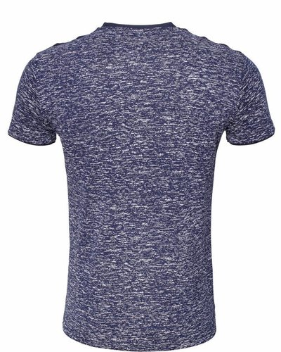 WAM Denim navy t-shirt with print
