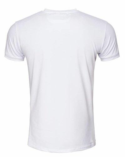 Arya Boy with print white