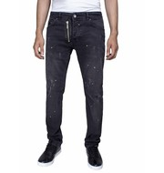 Arya Boy slim fit jeans zwart 82050