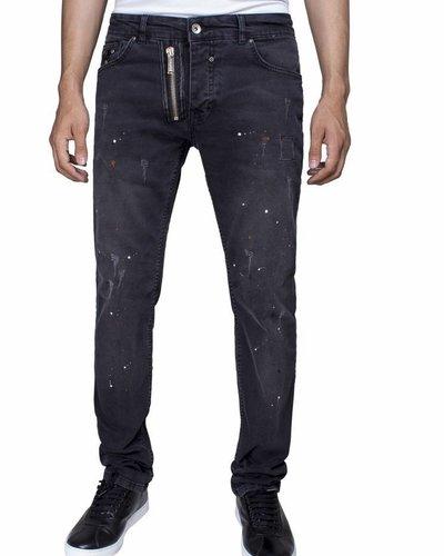 Arya Boy slim fit jeans zwart