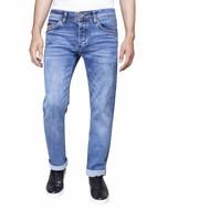 WAM Denim regular fit jeans donkerblauw 72077