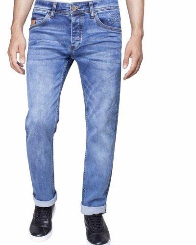 WAM Denim regular fit jeans donkerblauw