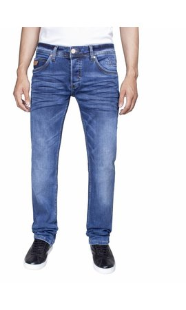 Wam Denim slim fit jeans navy
