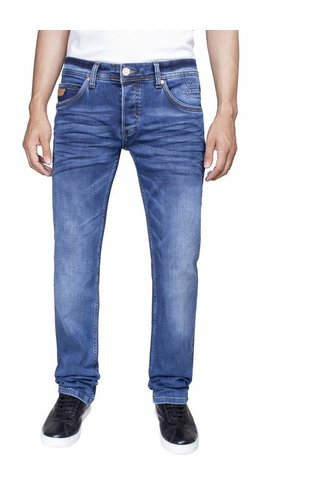 WAM Denim slim fit jeans navy 72078