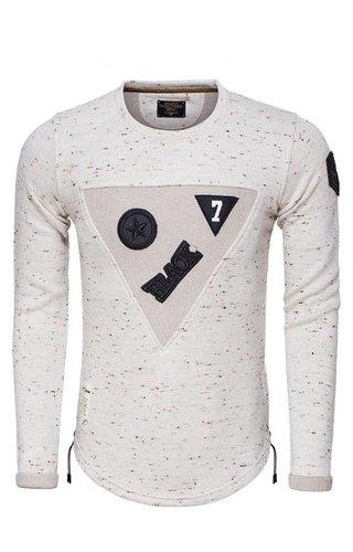WAM Denim sweater off white 76162