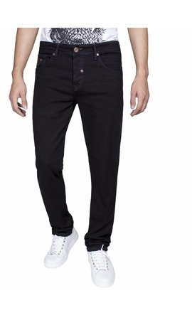 Gaznawi jeans black slim fit