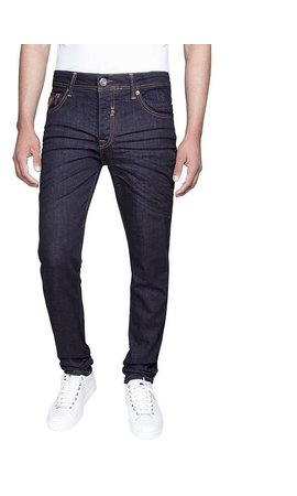 Gaznawi jeans donker navy
