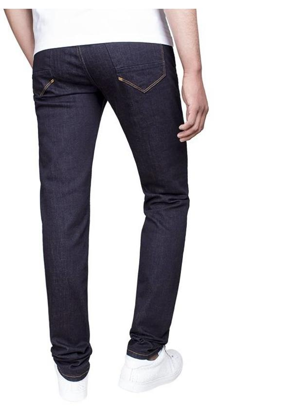 Gaznawi jeans dark navy regular fit