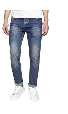 Gaznawi jeans dark blue regular fit