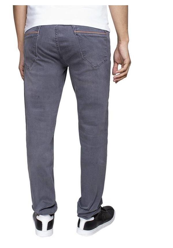 Gaznawi jeans anthracite regular fit