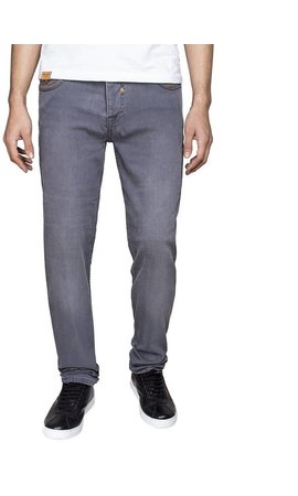 Gaznawi jeans anthracite regular fit