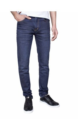 Arya Boy jeans donkerblauw