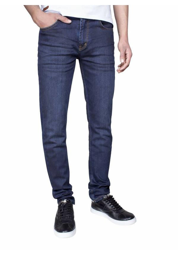 Arya Boy jeans donkerblauw regular fit