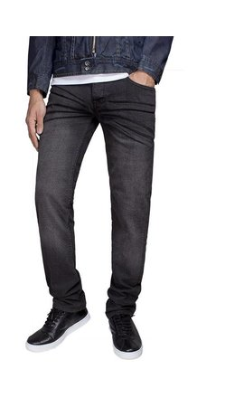 Gaznawi jeans black regular fit