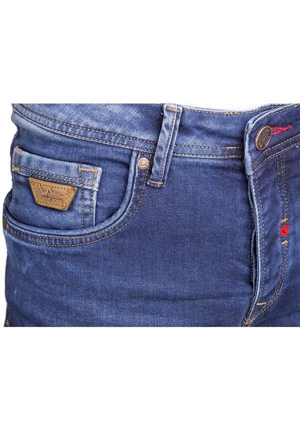 Wam Denim jeans donkerblauw regular fit