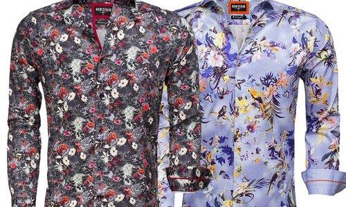 5 redenen waarom bloemetjes overhemden lit zijn