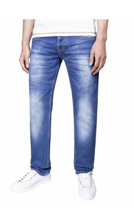Wam Denim jeans donkerblauw