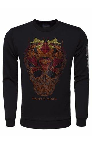 Arya Boy sweater zwart