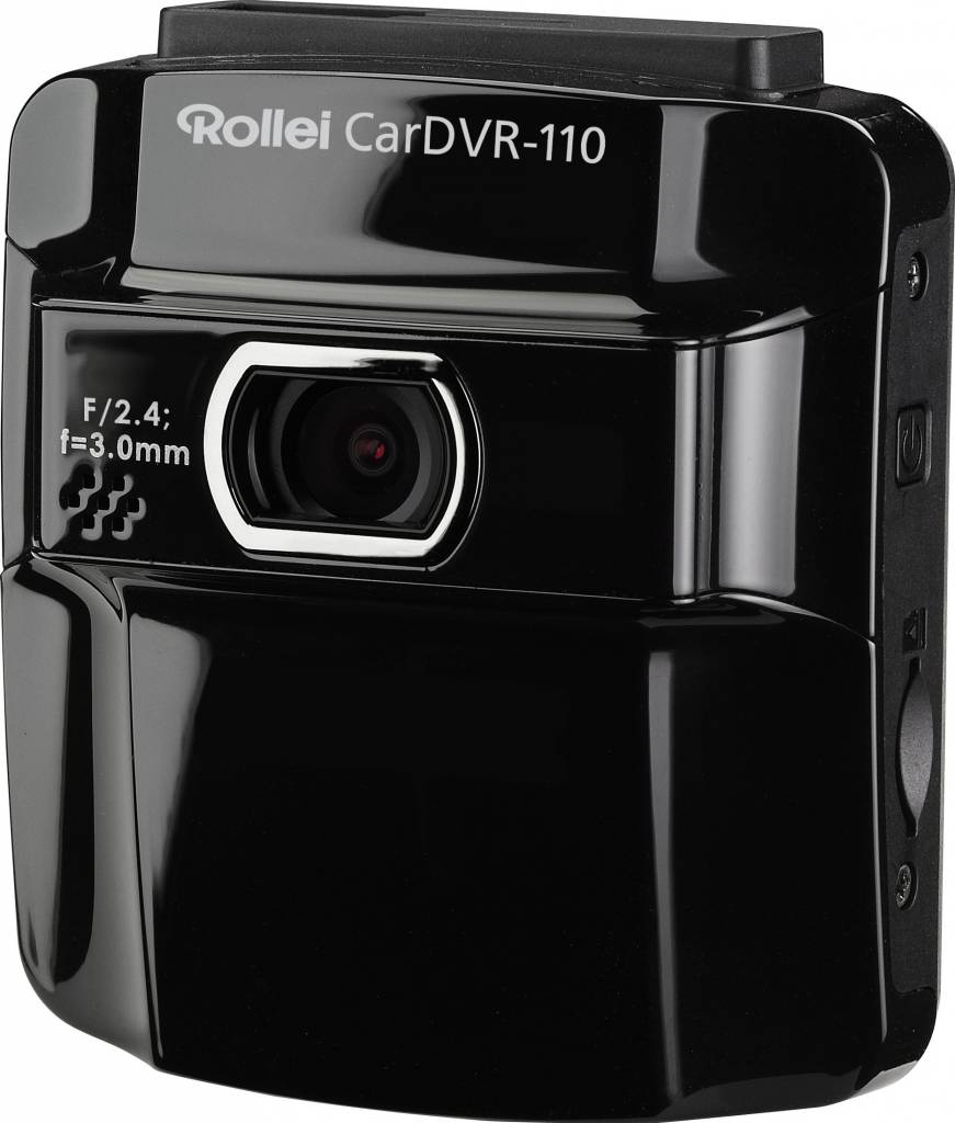 Rollei Dashcam CarDVR-110 GPS