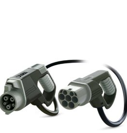 Phoenix Contact Ladekabel Typ1-Typ2 4m