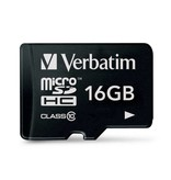 Verbatim 16GB MicroSD Class 10