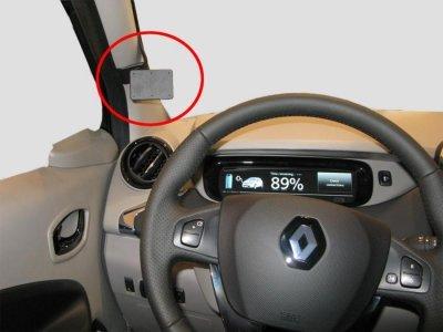 Brodit Renault Zoe Grundhalterung