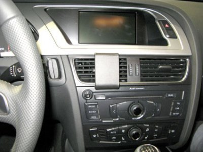 Brodit Audi A5 Grundhalterung Lüftung