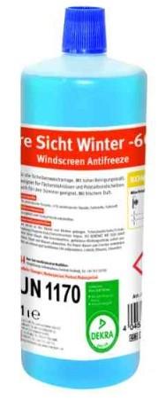 Scheibenklar Konzentrat mit Frostschutz -60°C 1 L