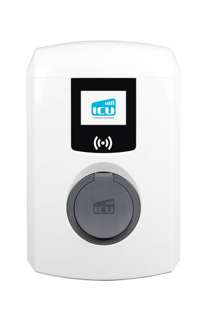 ICU Eve Mini Ladestation 3,7kW - 22kW