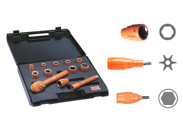 CATU HV-Tool Set