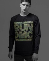 Mister Tee RUN DMC Camo Crewneck